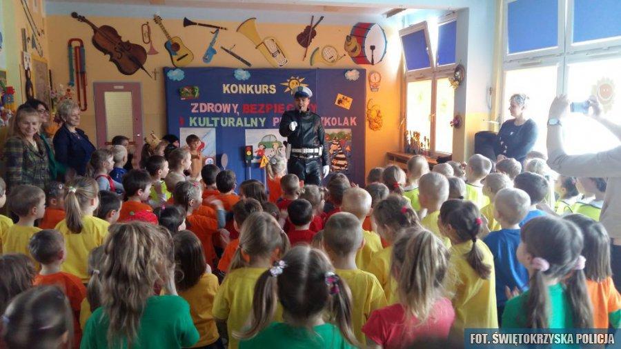 Bezpieczny Przedszkolak Ruch Drogowy Kmp Kielce